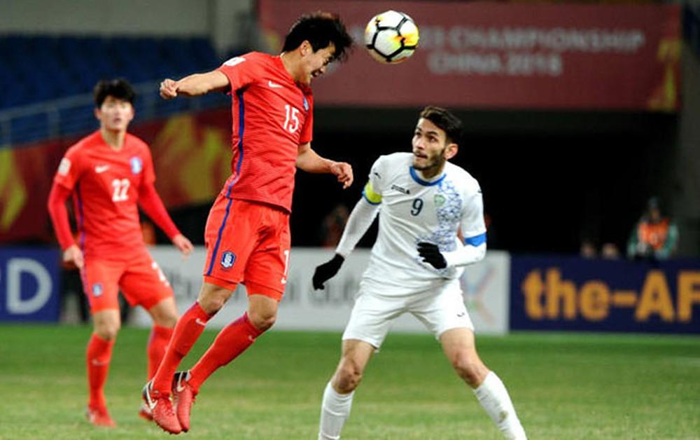 bóng đá uzbekistan