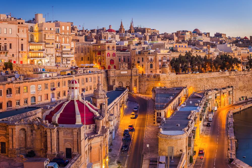 Đầu tư trái phiếu chính phủ Malta