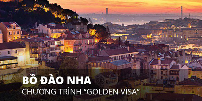 Golden Visa được chính phủ Bồ Đào Nha áp dụng từ năm 2012