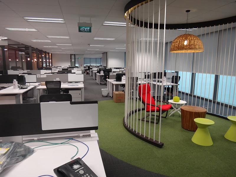 hai văn phòng ảo tiện nghi
