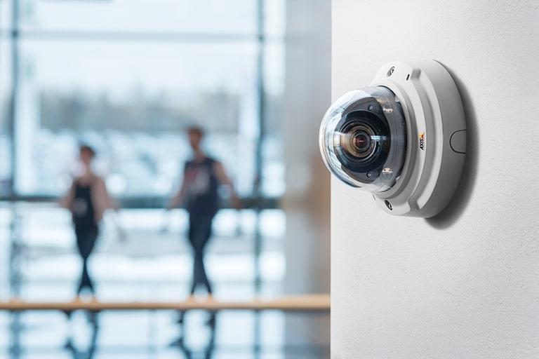 Lắp đặt hệ thống camera tại văn phòng