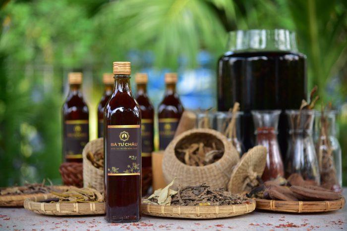 Rượu thuốc Bà Tư Châu