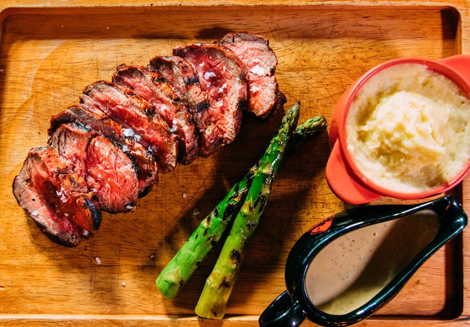 Beefsteak đẳng cấp châu Âu tại nhà hàng El Gaucho