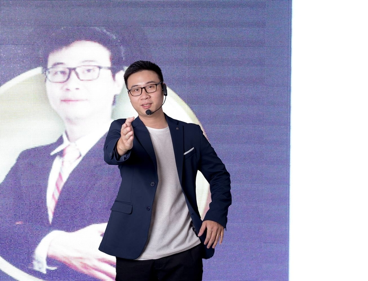 Laevis Nguyễn- founder của South Edge group, gồm South Edge Digital và Daisy Webs