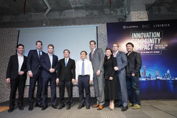 Các nhà đầu tư của Lixibox