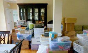 Cũng nhờ dịch vụ chuyền nhà mà mình mới chuyển được hết số đồ đạc đến nơi ở mới.