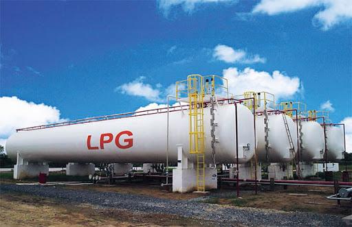 Khí dầu mỏ hóa lỏng (LPG)